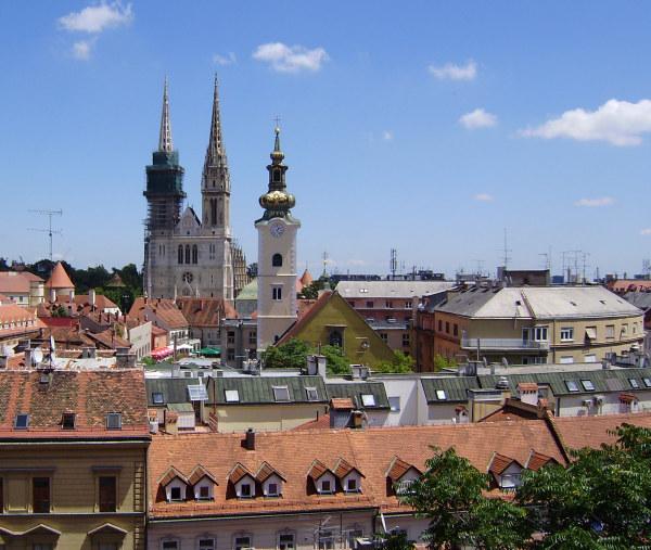 Zágráb belváros