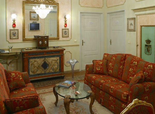 Antica Residenza D'Azeglio Room&Breakfast di Charme lakás