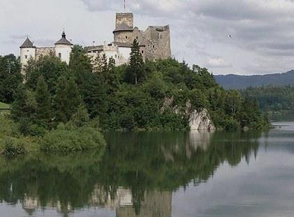 Niedzica kastály Pieniny vár