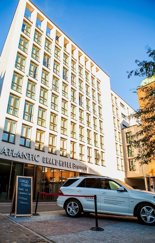 Atlantic Grand Hotel Bremen 4****