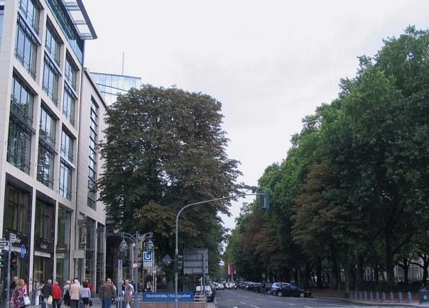 Konigsallee Düsseldorf