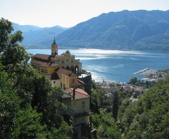 Lago Maggiore  tó