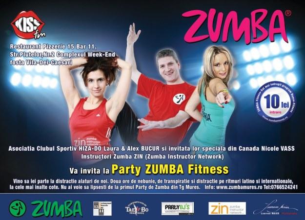 Sport Zumba tánc