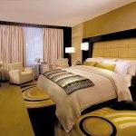 varsói modern luxus hotel szoba