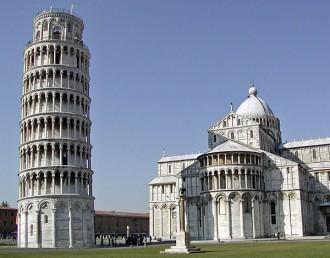 Pisa látványosság