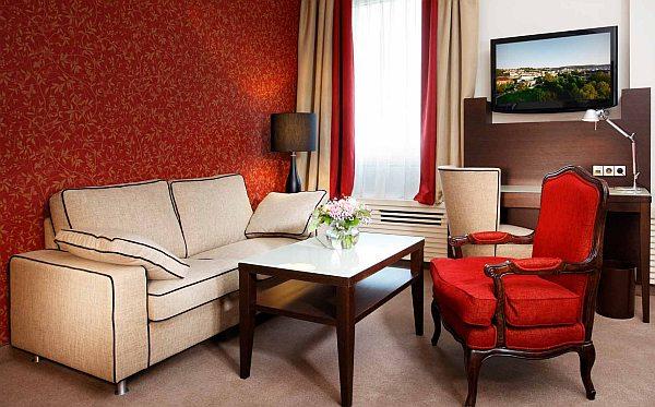 Althoff Hotel am Schlossgarten zimmer 5*****