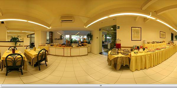 Monterosso Hotel étterem Palme