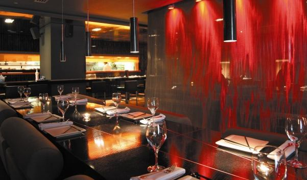 Leeds hotel étterem, éjszakai bár