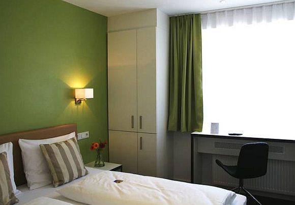 Erlangen apartman hálószoba