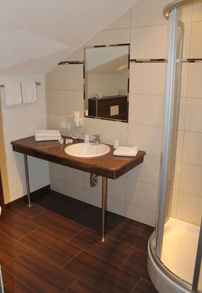Bad Mitterndorf Hotel Post fürdőszoba