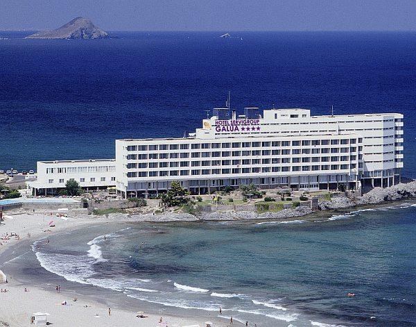 Hotel Servigroup Galua La Manga 4****-os