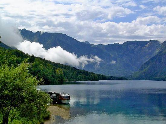 Bohinjsko Jezero - Bohinj-tó
