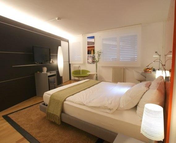 Genf sz ll s foglal s online hotel f rum dr ga s olcs for Design hotel f 6 genf