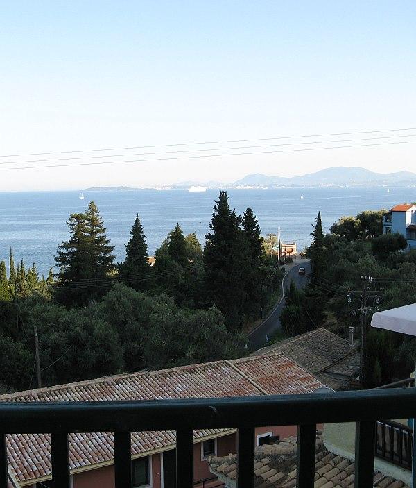 Barbati, Görögország