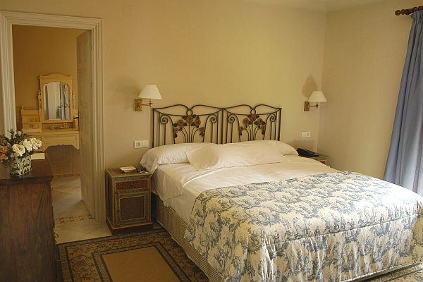 szoba Hotel Castillo de Santa Catalina szálloda