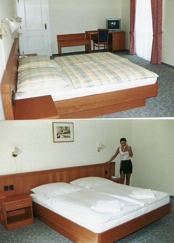 hotel 108-as és 109-es szoba