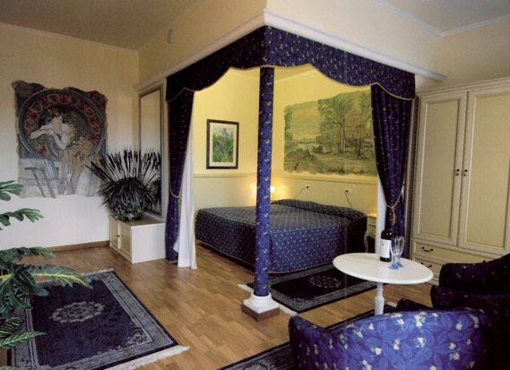 Residence Le Terrazze - szoba Triesztben
