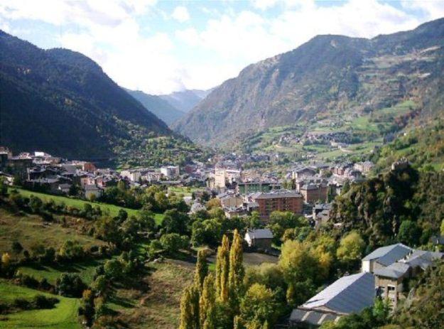 Andorra fotó