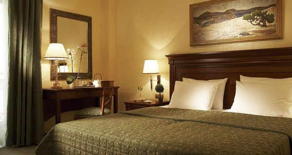 Electra Palace Hotel Thessaloniki standard szoba