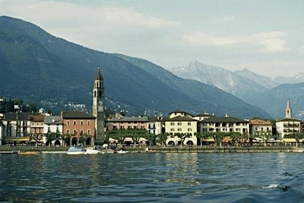 Ascona városa