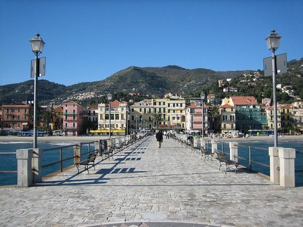 Alassio - Olaszország