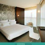 Hotel Diagonal Barcelona - lakosztály suite