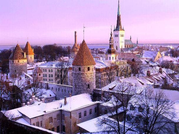 Tallin a fővárosa