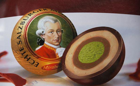Mozart elit édesség