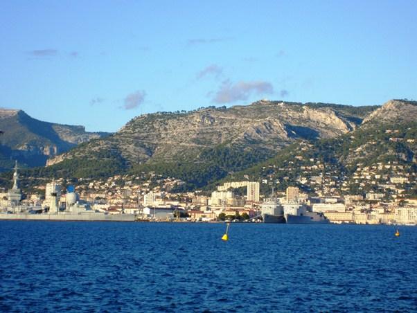 fotó, fénykép Toulon