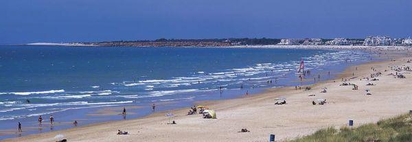 Chiclana de la Frontera tengerpartja