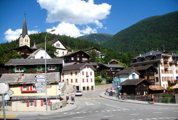 Fiesch, Svájc