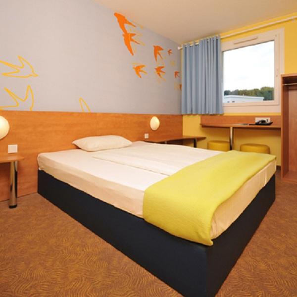 Herne  B&B Hotel Bochum szállás