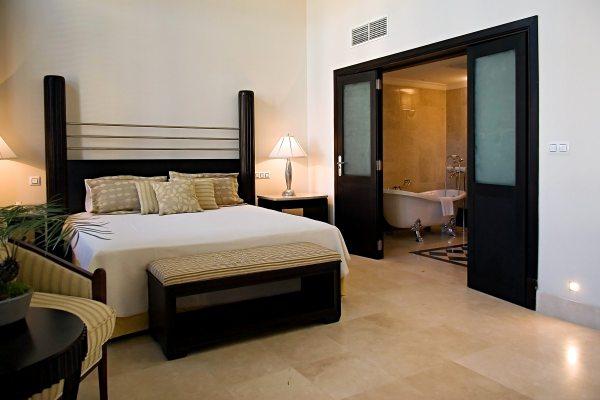 Saratoga Hotel luxus szálloda szoba