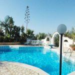 medencés villa