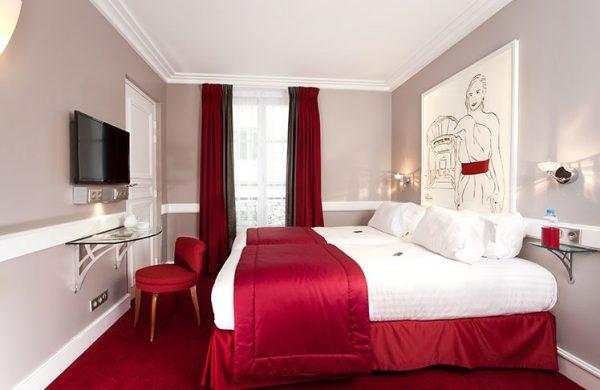 Hotel Elysée Gare de Lyon: 3 csillagos szálloda