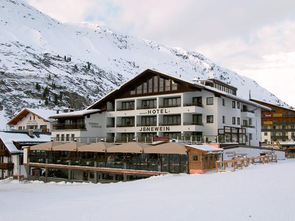 Hotel Jenewein Obergurgl - szálloda