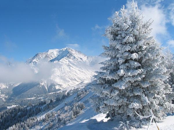 Mont Blanc hegycsúcs