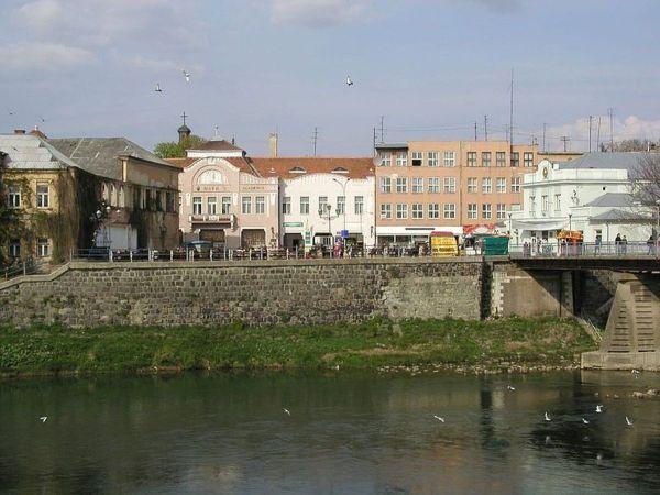 Uzhhorod - Ungvár
