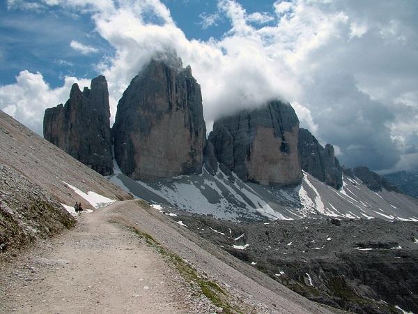 Dolomitok hegység
