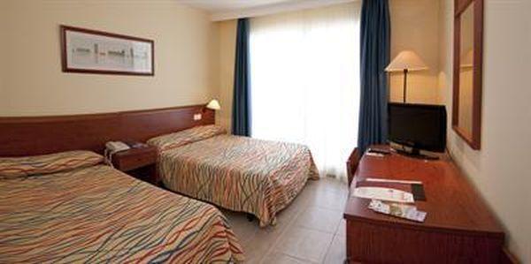 Gran Hotel Las Fuentes szoba