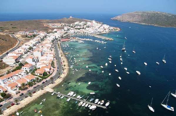 Menorca sziget