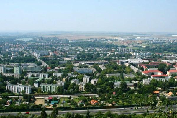 Tatabánya városa