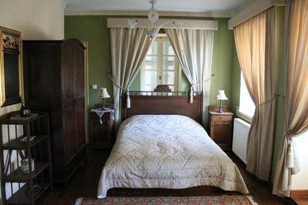 Archontiko Stamou - szoba