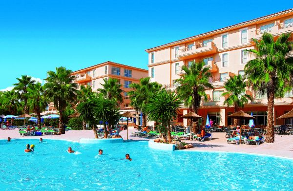 Hostal Marblau Mallorca - olcsó szállás