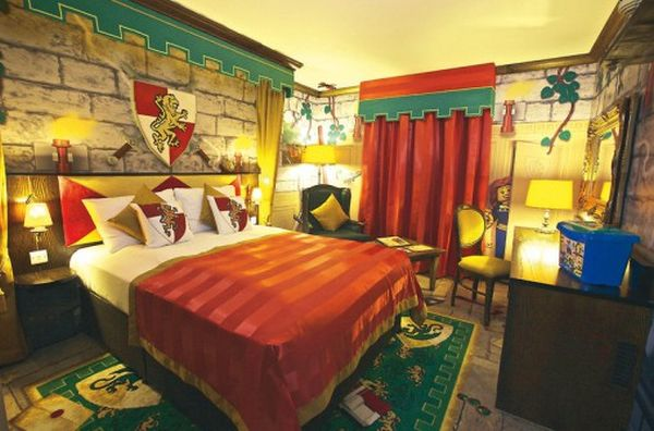 LEGOLAND Feriendorf - szoba