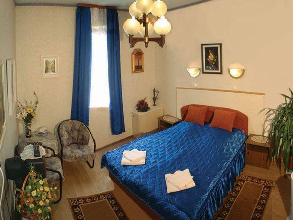 Laguna Panzio - szoba