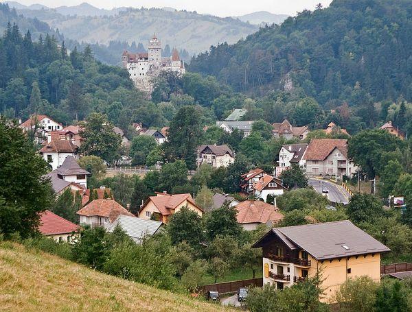 Bran - Románia