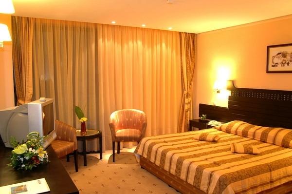 Hotel Alpin - szoba