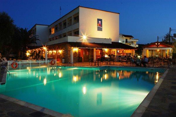 Gemini Hotel Mesongí