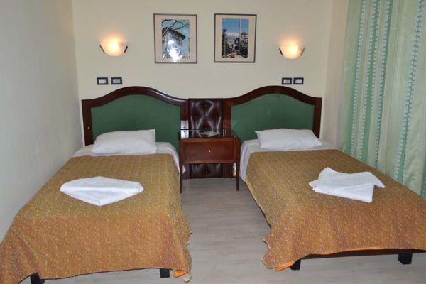 Hotel Cajupi - Szoba